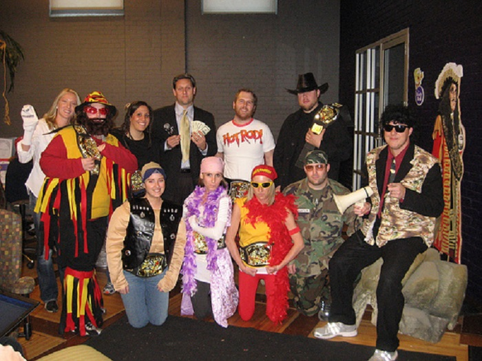 Do you want to dress up as a wrestler for Halloween but canu0027t quite figure out the perfect costume?  sc 1 st  StillRealToUs.com & 16 Halloween Costume Ideas For The Wrestling Fan By The Wrestling ...