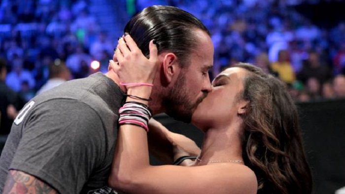 Wwe cm punk dating
