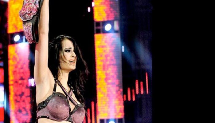 Paige And Bad News Barrett Selling A Lot Of Merchandise Overseas
