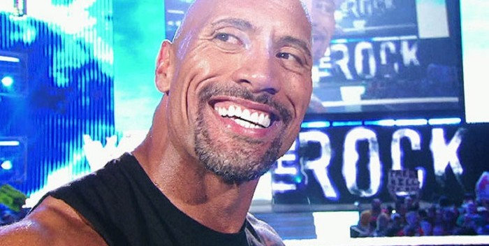 The Rock Reveals Which WWE Legend He Got The Word 'Jabroni ...