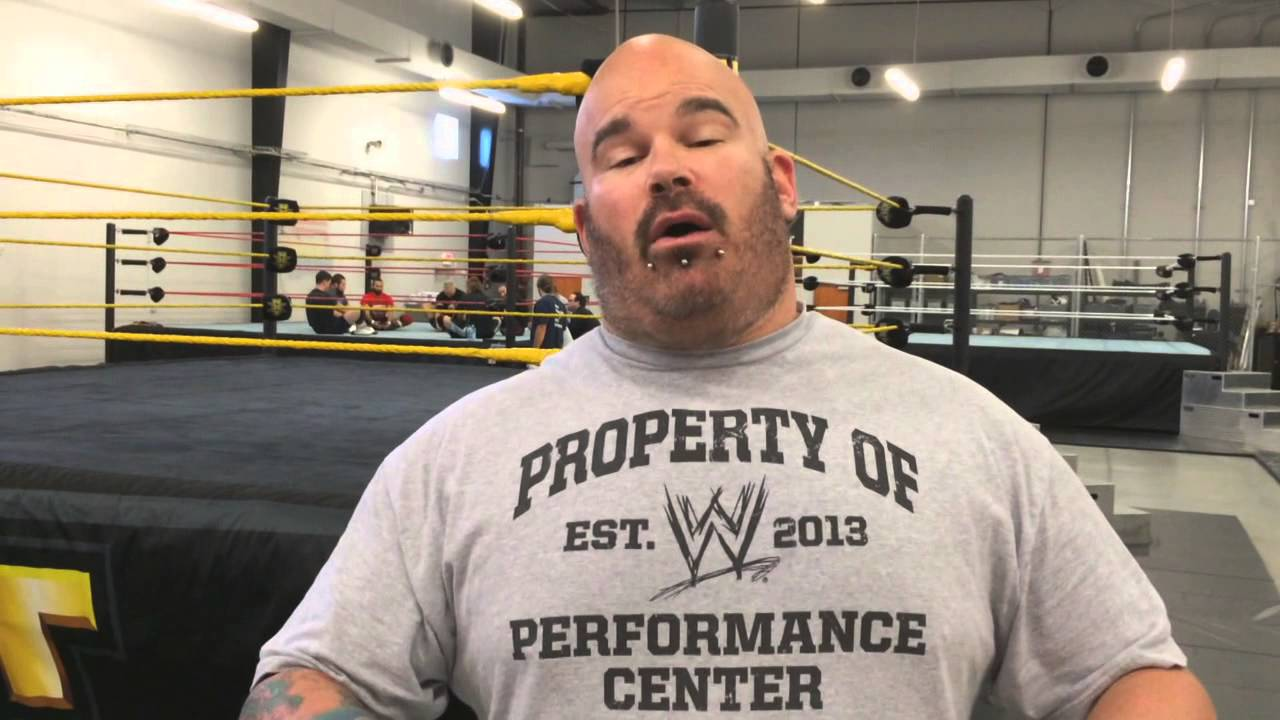 Tensai Says He's Retired From In Ring Competition