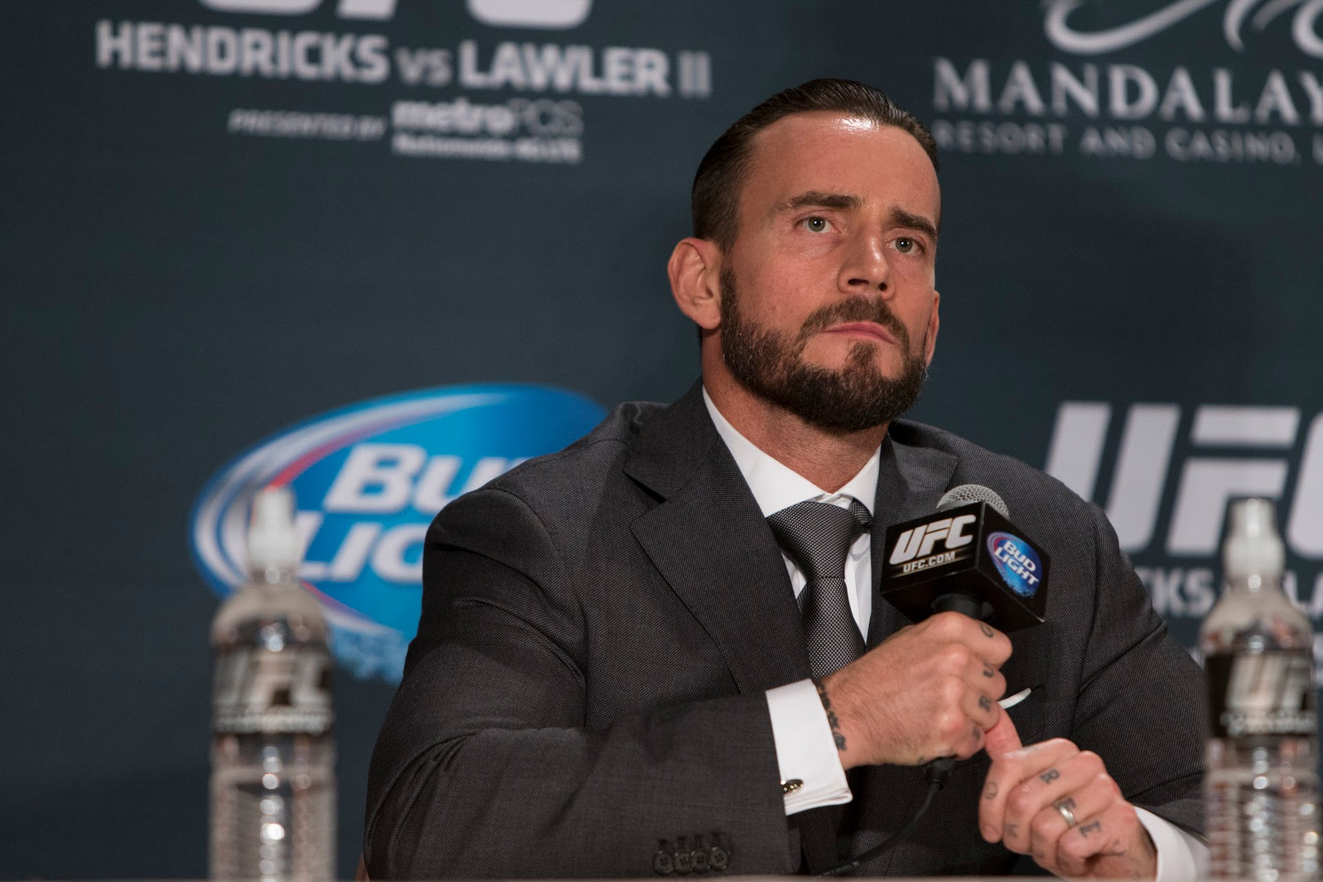 Cm punk chooses a mma training camp stillrealtous cm punk has selected roufusport as the training facility and team for his mma career according to internet mma personality front row brian publicscrutiny Images