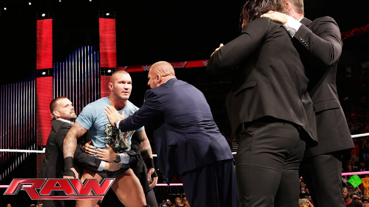 the latest on randy orton and aj lees wwe returns