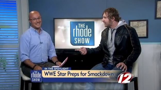 dean ambrose interview about dating 2015