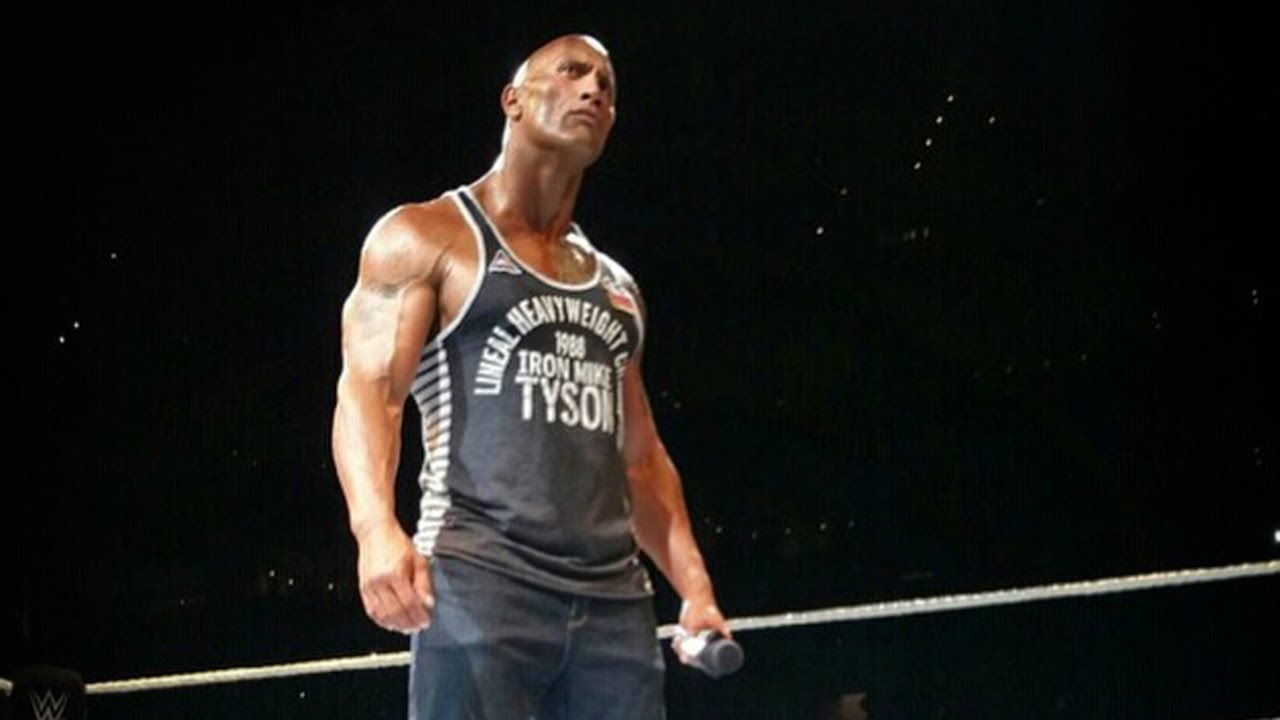 the rock on whether or not the fanny pack will come back
