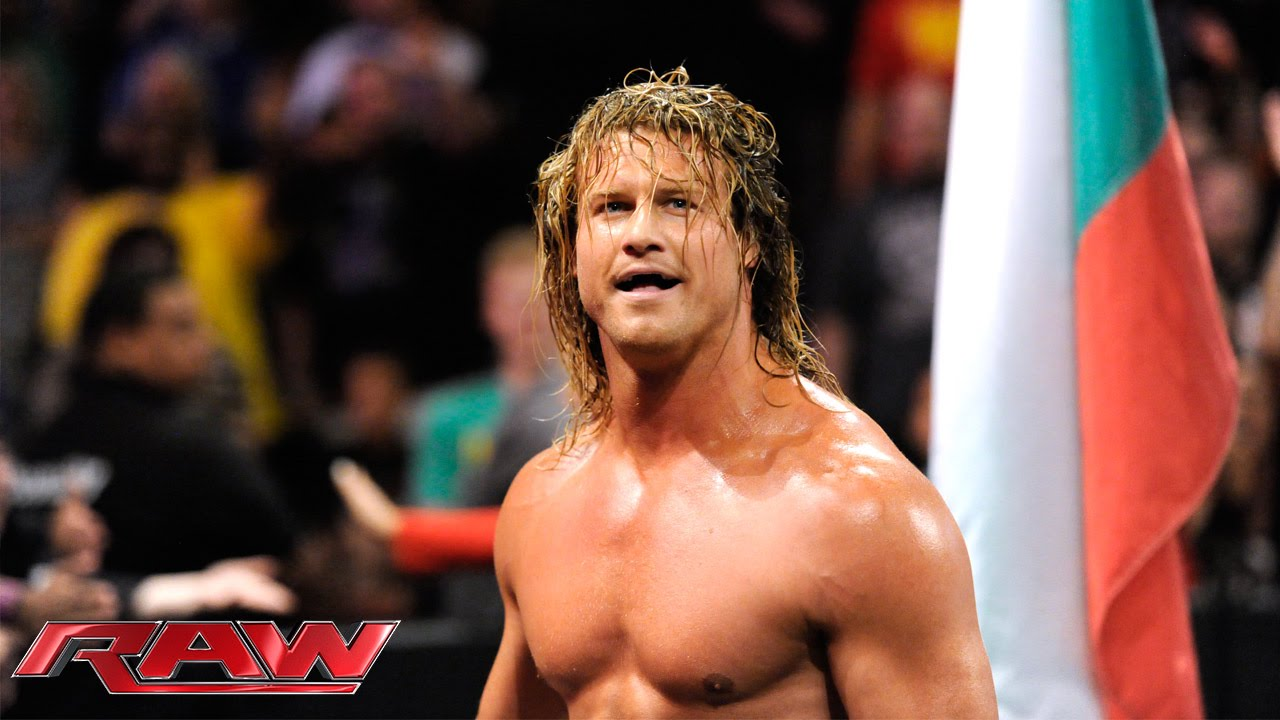 Dolph Ziggler On Why He Re Signed With Wwe Which Nxt Star