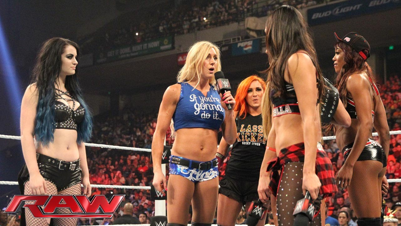 Wwe Divas Championship Match Moved To Raw Summerslam Rematch Confirmed For Night Of Champions