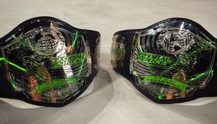 899718114c2ec9 Global Force Wrestling crowned their first ever Tag Team Champions ...
