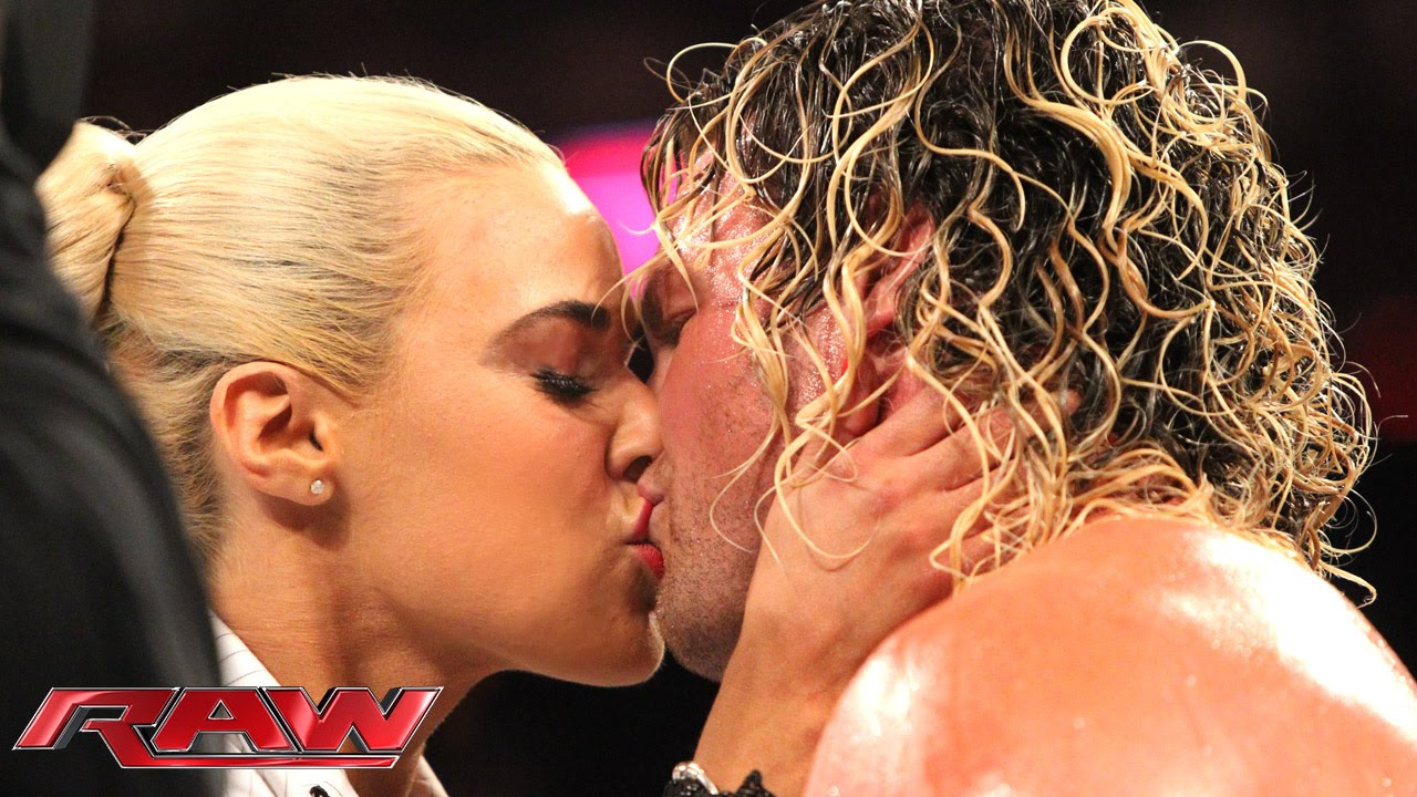 dolph ziggler and lana dating in real life