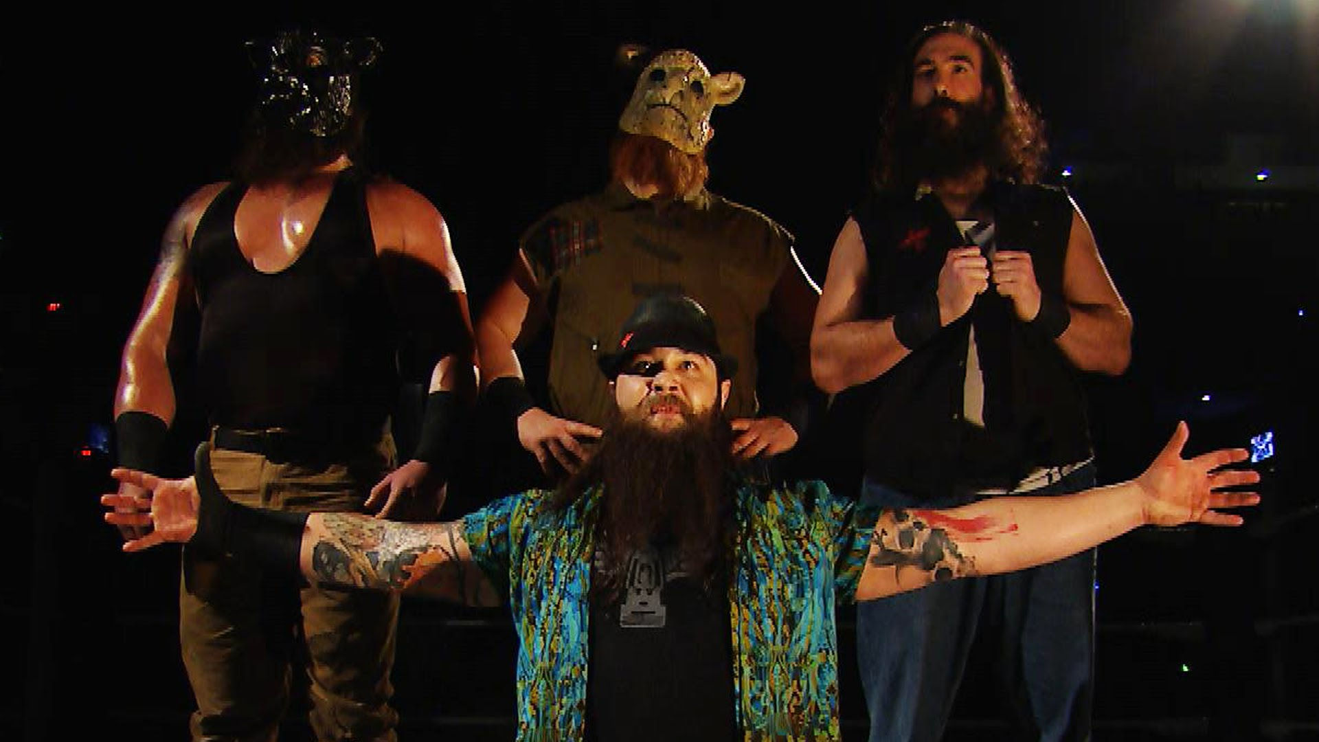 Wwe Teasing More Wyatt Family Vs League Of Nations Action On Raw Latest On Gallows And Anderson Stillrealtous Com