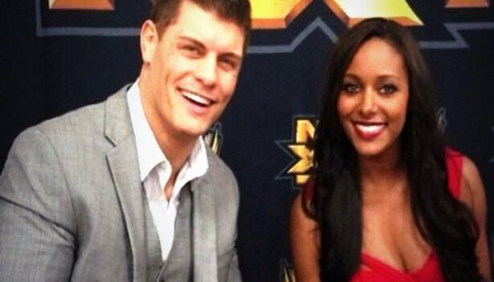 WWE Confirms Cody Rhodes Is Released, Eden, Cesaro, Neville And More React