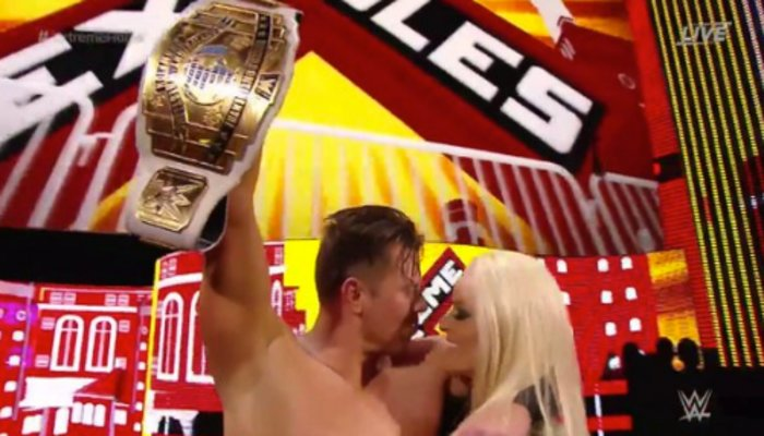 The Miz Retains The Intercontinental Championship At Extreme Rules