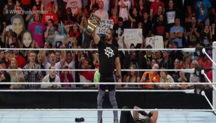Seth Rollins Returns At WWE Extreme Rules