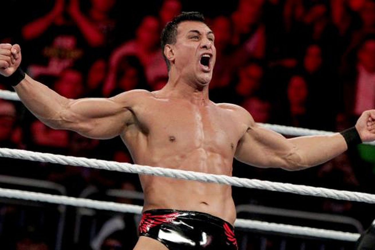 Alberto Del Rio Being Investigated For Allegedly Roughing Up A Female Companion