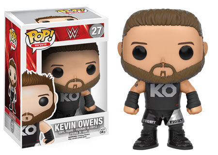 Funko Reveals New Wwe Pop Vinyl Figures Including Seth