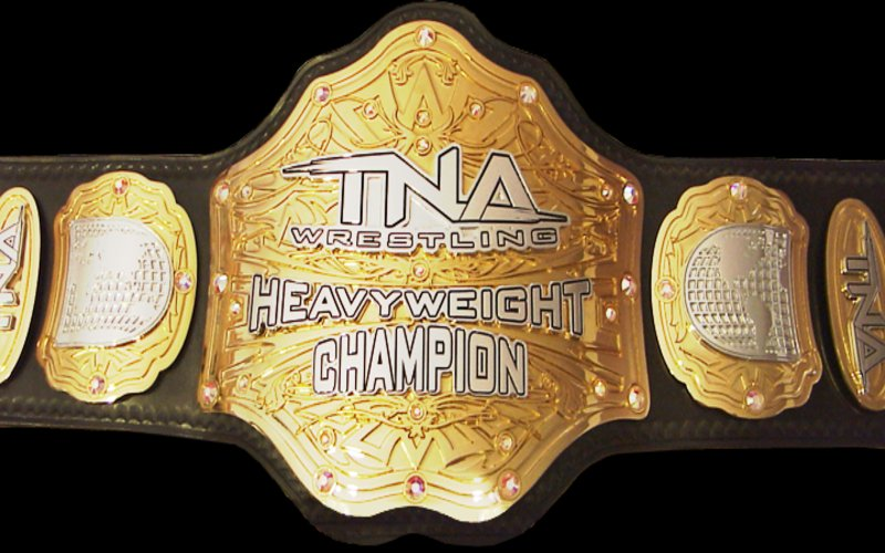 new tna world heavyweight champion crowned at