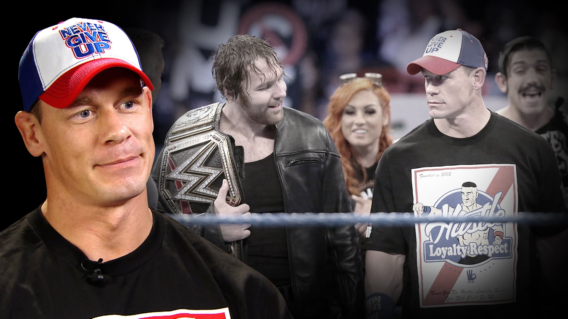 maxresdefault 27 john cena talks returning to his roots on smackdown, impact tapings