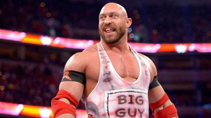 Ryback dating