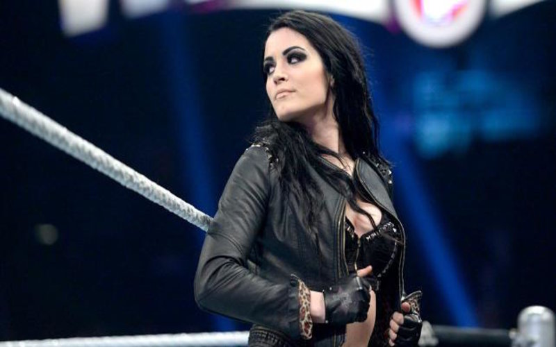 Paige Update On Her WWE Status Future With The Company