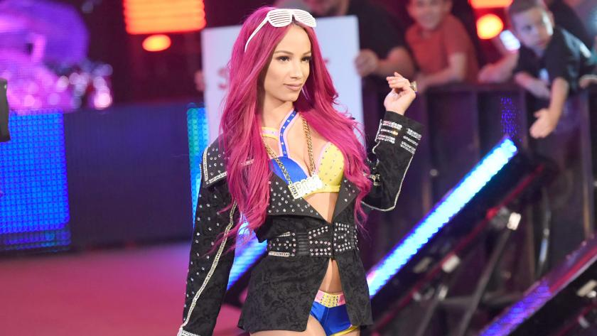 Sasha Banks On Her WWE Fandom, Brother's Autism, Her Father