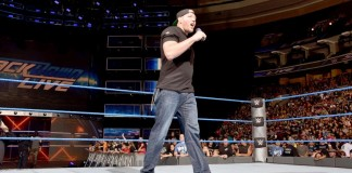 Jack Swagger jumps ship to SmackDown Live, image via WWE