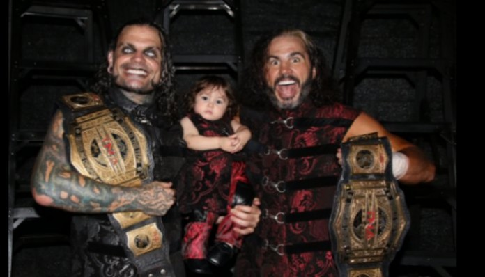 the broken hardys