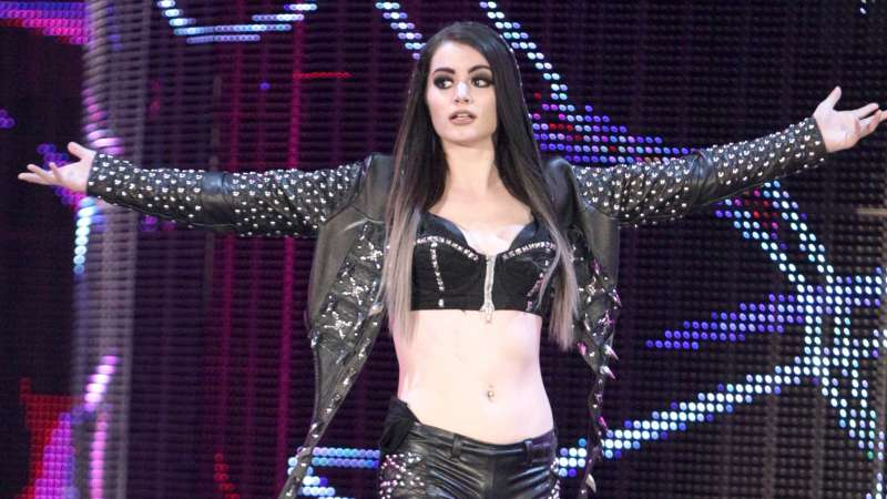 WWE Diva Paige confirms private photos and video were stolen, leaked online