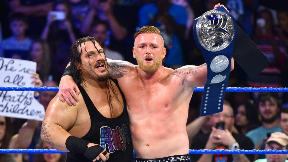 Image result for heath slater and rhyno
