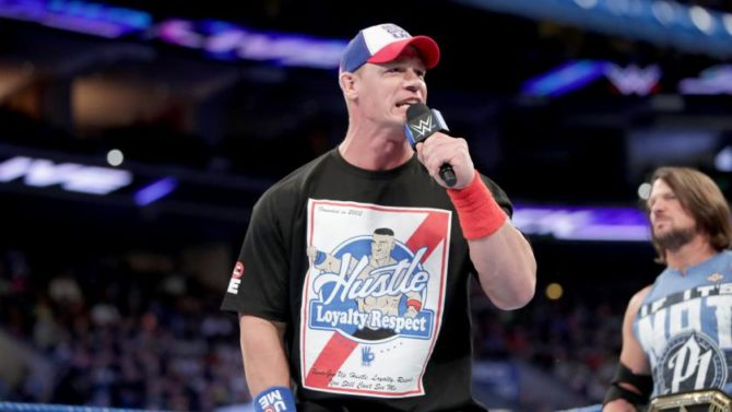 John Cena On Why He Has A Reputation For Burying Younger Talent