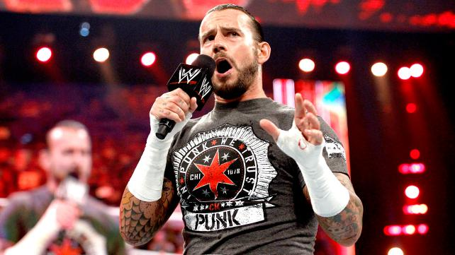 CM Punk will compete in MTV's The Challenge: Champs vs. Pros