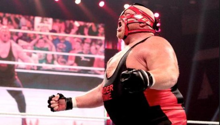 Vader Collapsed And Passed Out Following A Match In Japan