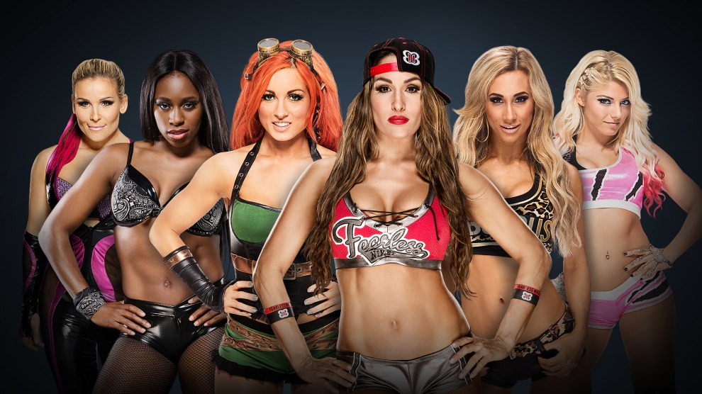 Spoiler On Queen Of The Ring 2021 Tournament's Debut Date In WWE 57