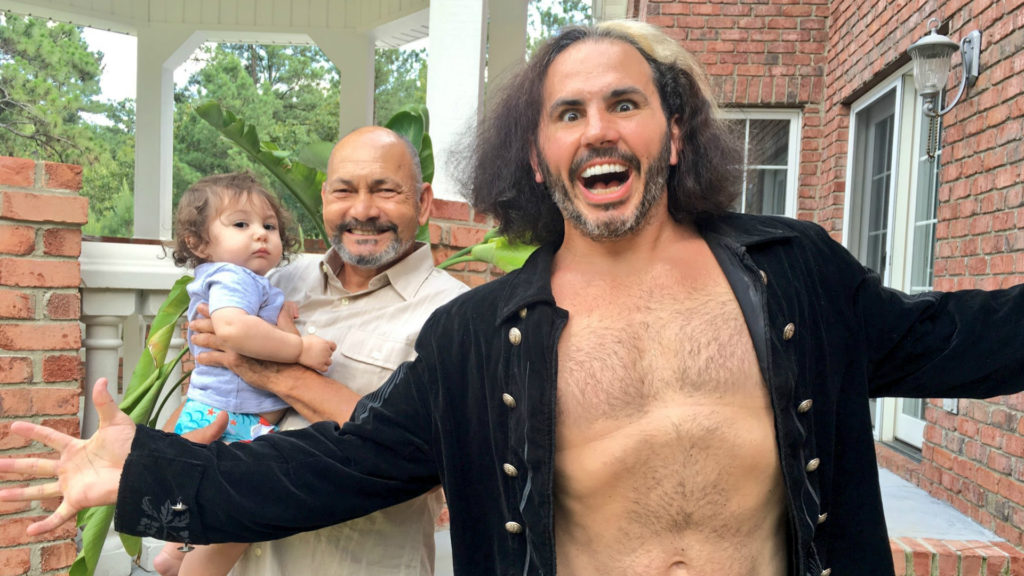 Matt Hardy Continues To Use 'Broken' Character Despite Legal Threats