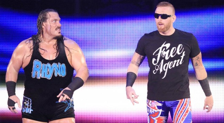 Image result for heath slater & rhyno