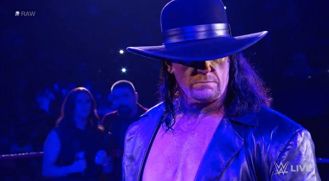 Jerry Lawler Has An Idea Why Undertaker Might've Been At SummerSlam