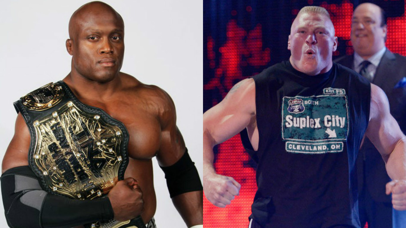 WWE : Now is the perfect time for a fight against Brock