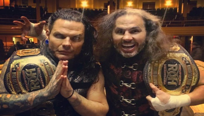 Reason Why Anthem Is Pursuing Legal Action Against Matt Hardy Revealed