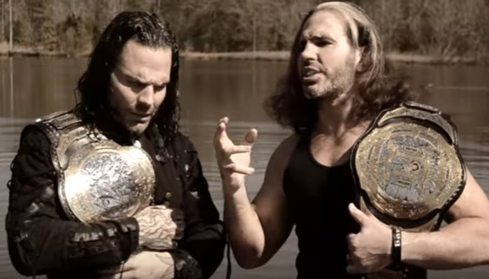 The Hardys Reincarnate The TNA Tag Team Titles; Declare The Owl Obsolete