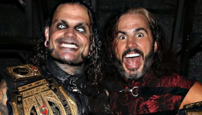 WWE Offers Matt And Jeff Hardy Contracts