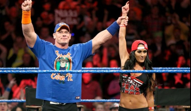 How Nikki Bella Really Felt About Seeing John Cena With Another Woman