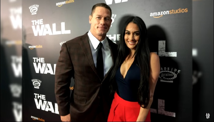 Nikki Bella Gets Emotional Over John Cena's Wedding Plans