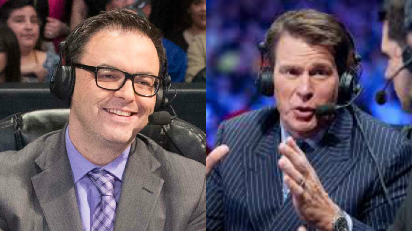 Mauro Ranallo, WWE Part Ways