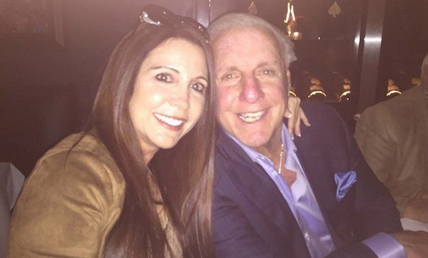 Ric Flair's Fiancee Was Involved In A Scary Car Accident