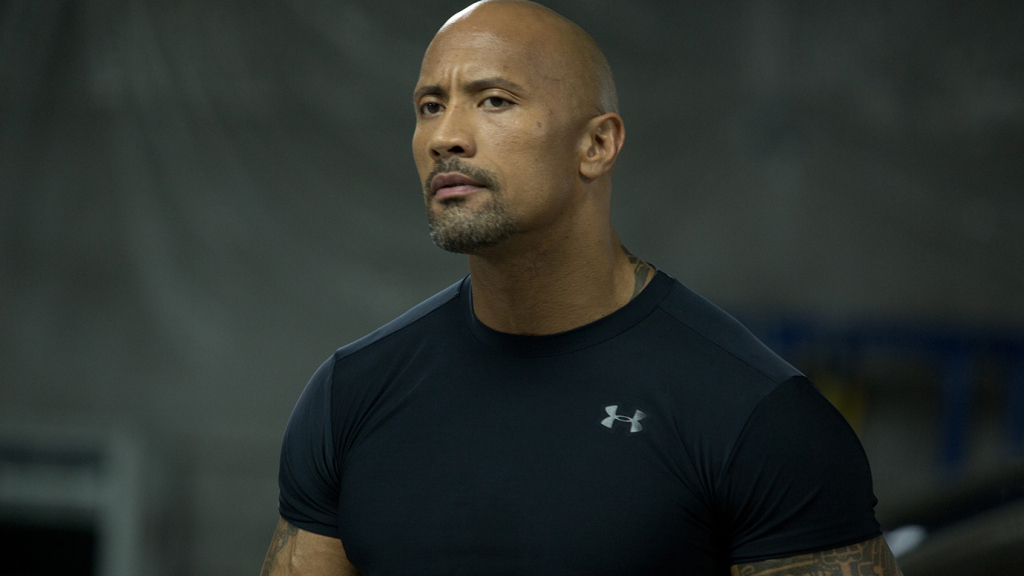 The Rock teases his new film from Apple co-starring Siri