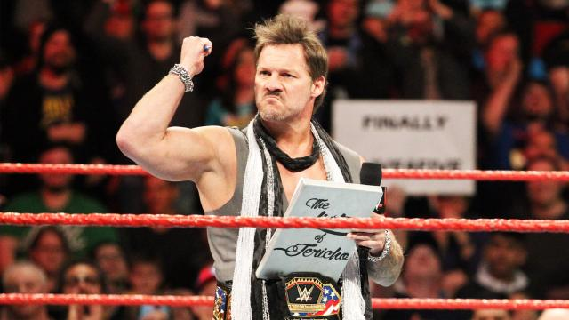 Chris Jericho Thanks WWE Fans; Says Goodbye for Now