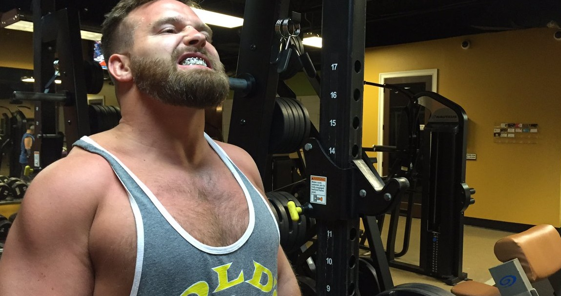 What Is The Revival\'s Dash Wilder Eating With A Wired Shut Jaw?