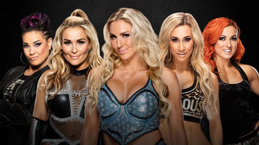 First women's Money in the Bank ladder match announced