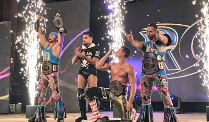Image result for cody rhodes new roh champion