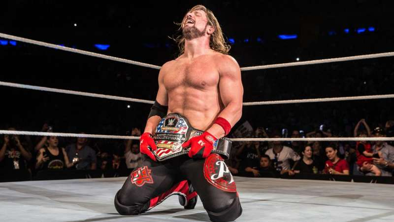 SmackDown Live is the AJ Styles show, now and forever
