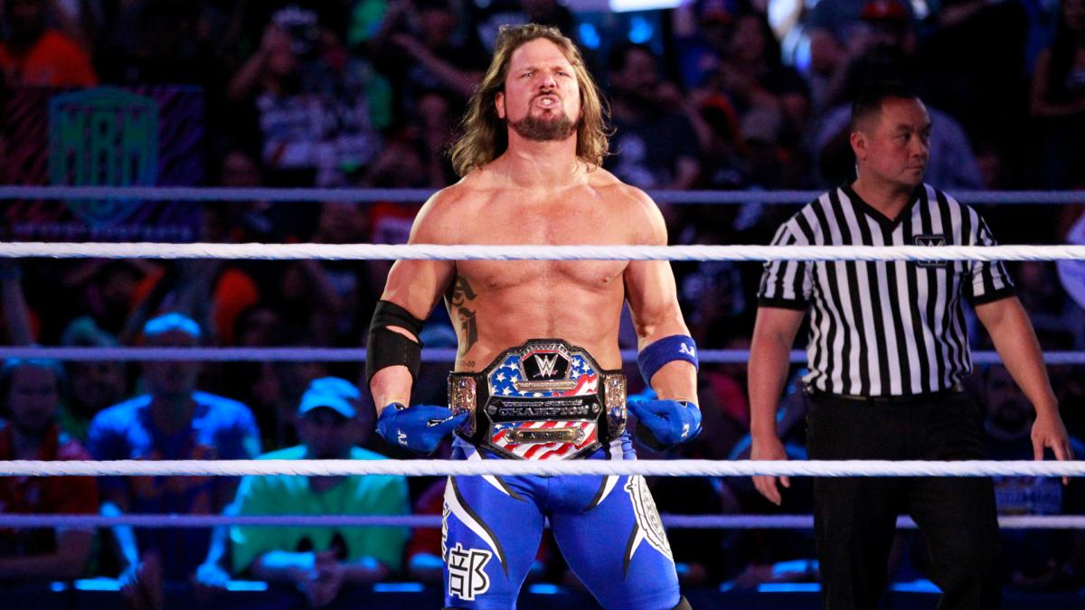 WWE Smackdown Live Results 7/25/17
